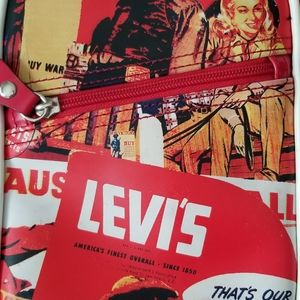 Levi's Bags - Unusual Retro Levi's Camera Bag
